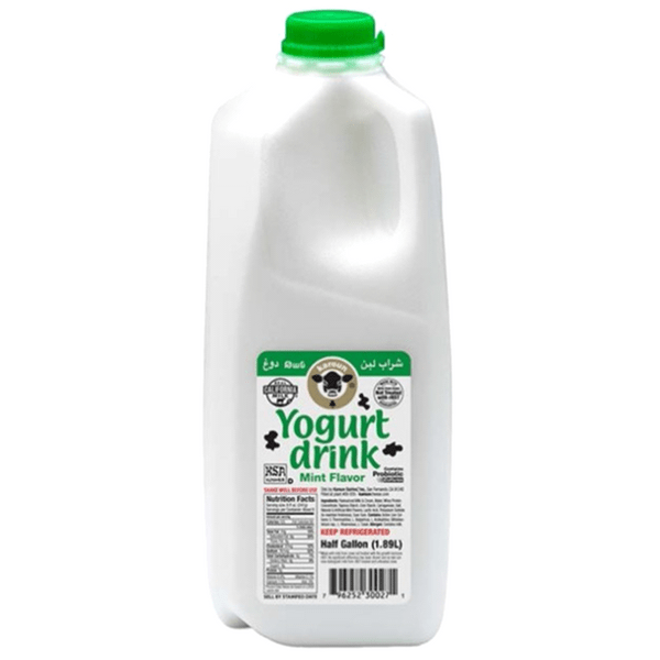Karoun yogurt drink with mint 1.89lt
