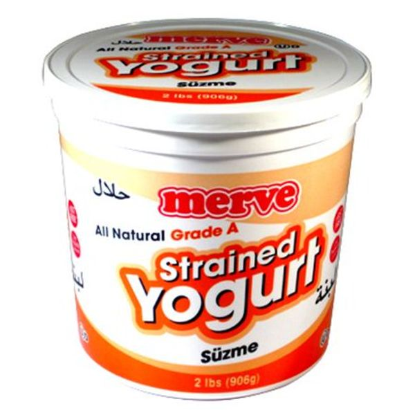 MERVE STRAINED YOGURT