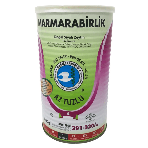 Marmarabirlik low salt 800g