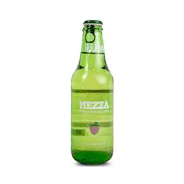 Mezza strawberry malt bev 250ml