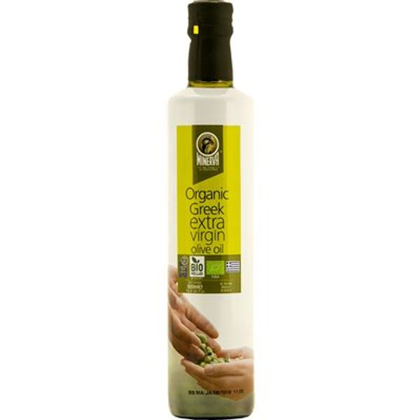 Minerva organic greek olive oil 500ml