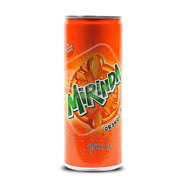 Miranda orange drink 250 ml