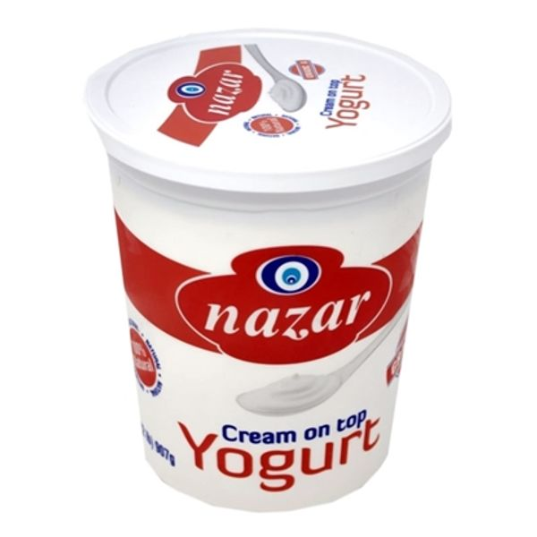 Nazar cream on top yogurt 2lb
