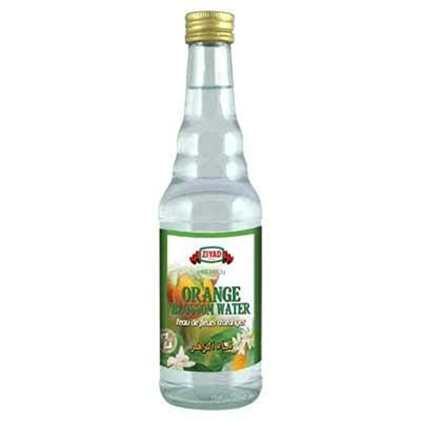 Orange blossom water ziyad