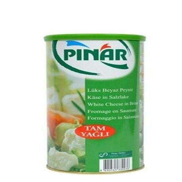 Pinar white Cheese  in brine(Feta)