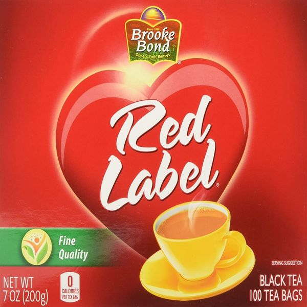 Red LAbel 100tea bags