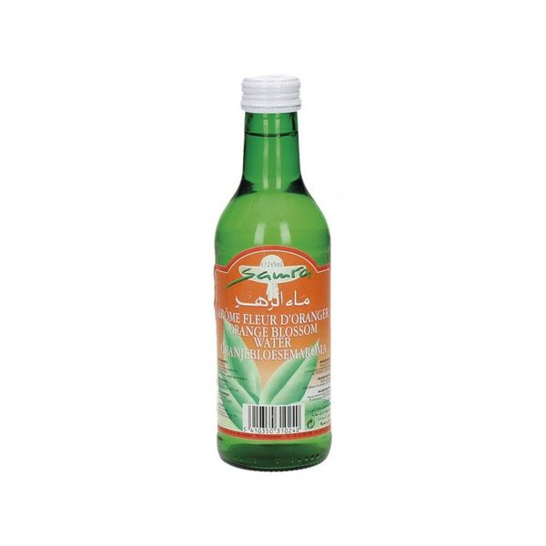 Samra orange blossom water 245ml