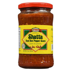 Shatta Red Hot Pepper Sauce 184g
