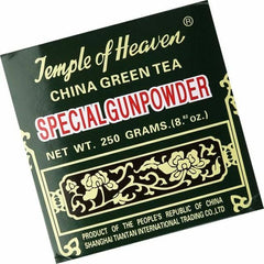 Special Gun powder tea 259g