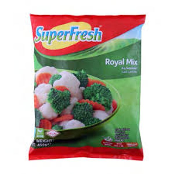 Super fresh royal mix
