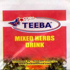 Teeba mixed tea