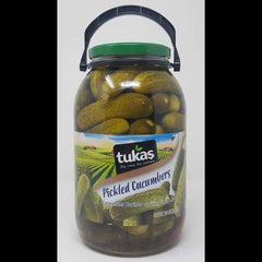 Tukas pickled cucumber 680g