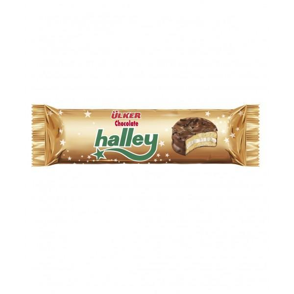 Ulker chocolate halley (3pk) 231gr