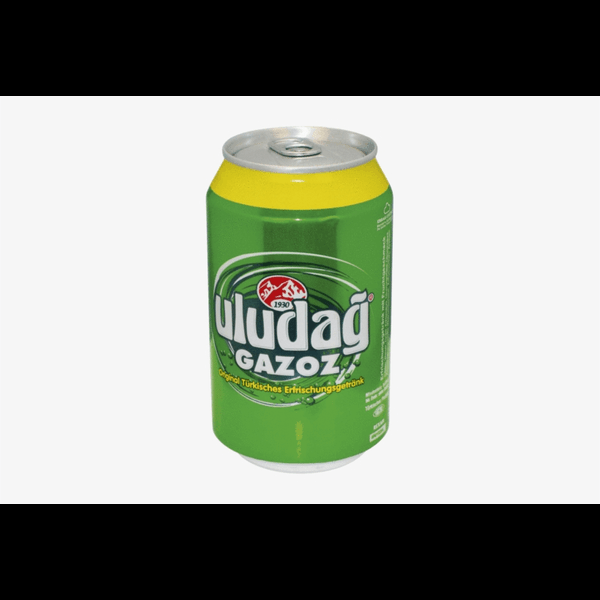 Uludag plain gazoz 300ml can