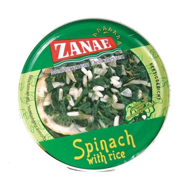 Zanae spinach with rice 280g