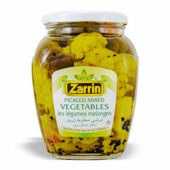 Zarrin pickled veg 700g