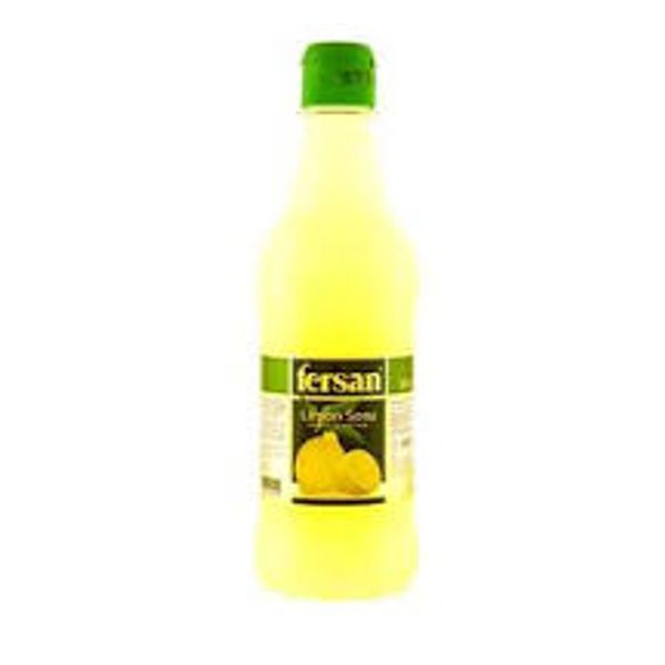 Fersan lemon Dressing 1lt