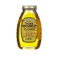 Gunter's Pure Honey Clover 16oz jar