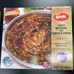 Ipek turkish roll burek with spanch cheese 1kg