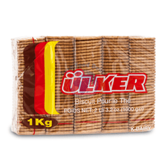 ULKER TEA  BISCUITS 1KG