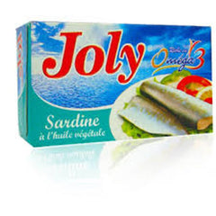 Joly sardine vegetable oil