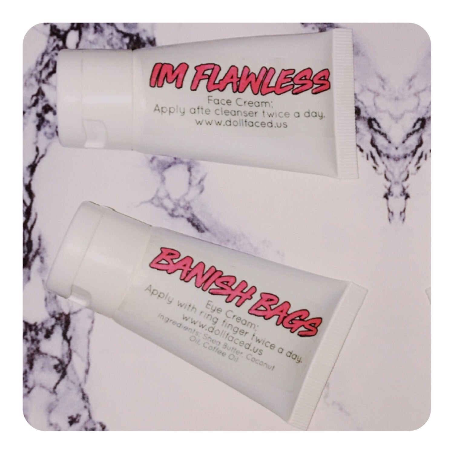 I'm Flawless x Banish Bags