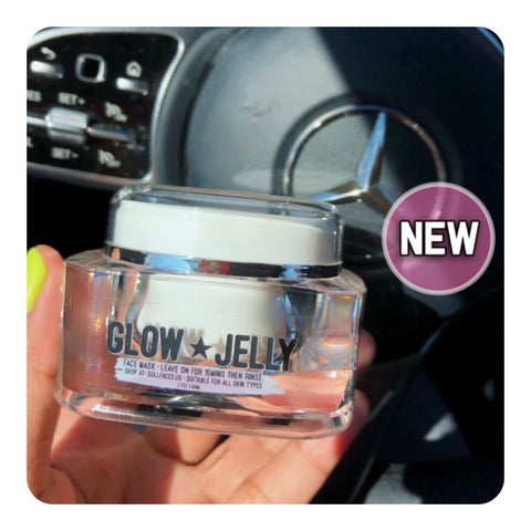 Glow Mask - Jelly