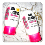 Suncare (Sunscreen x Body Bronzer)