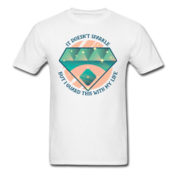 Baseball Quote T-shirt Men's Funny Graphic Tee