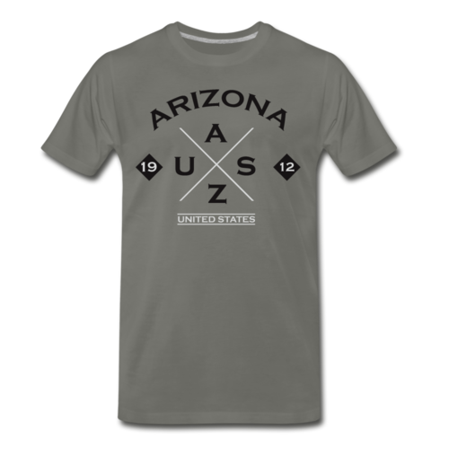 Arizona State T-shirt Unisex Funny Graphic Tee
