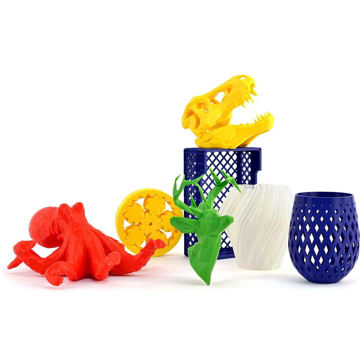 Printing with Thermoplastics: Different Types of Filament Material