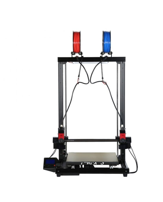 Formbot/Vivedino T-Rex 3+ 3D Printer (400x400x700mm) - Project 3D Printers