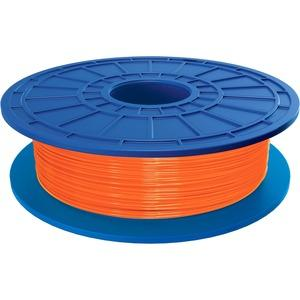 Dremel 3D Filament PLA Orange (DF04) - Electric Orange - 68.9 mm Diameter
