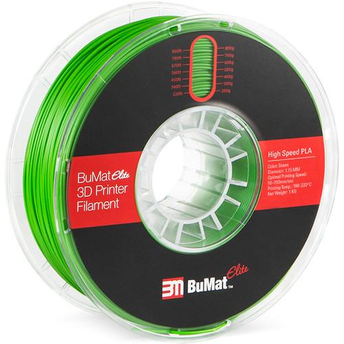 BuMat Elite 1.75mm High-Speed PLA Filament (1.75mm/1kg) - Project 3D Printers