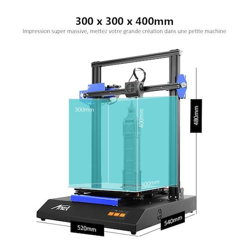Anet ET5X DIY 3D Printer - Project 3D Printers