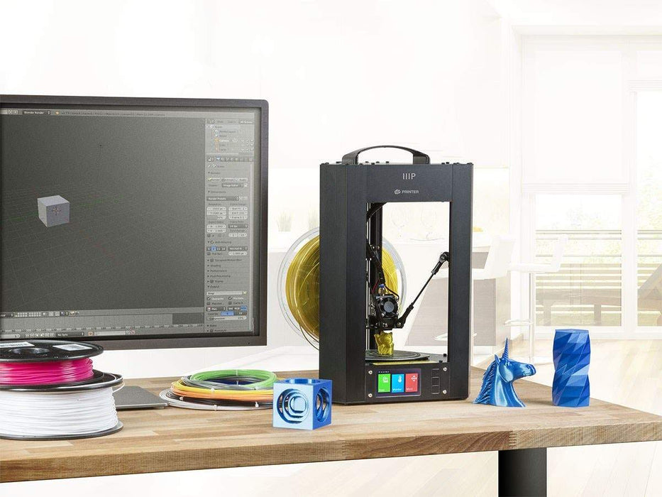Monoprice MP Mini Delta 3D Printer (21666)
