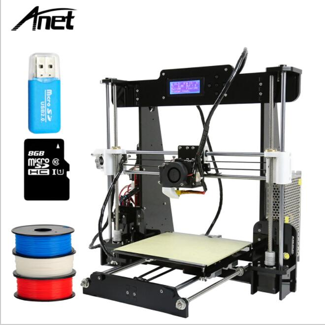 Anet A8 3D Printer - Project 3D Printers