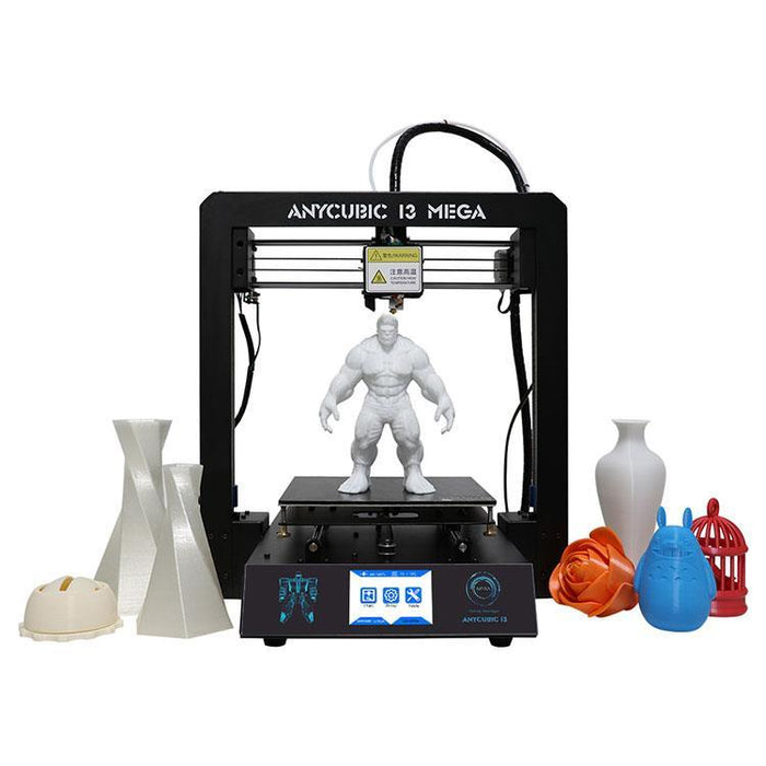 AnyCubic i3 Mega 3D Printer - Project 3D Printers