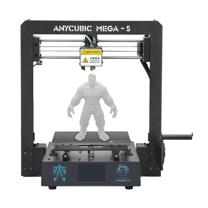 AnyCubic i3 Mega-S 3D Printer - Project 3D Printers