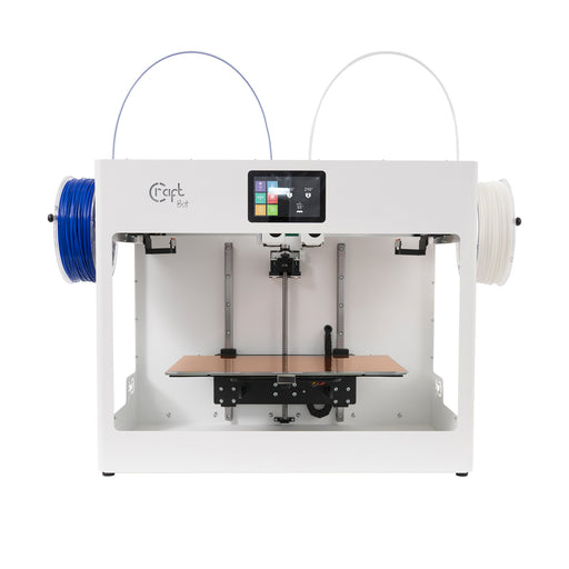CraftBot FLOW IDEX - Dual Extruder - 450x250x250mm - Project 3D Printers