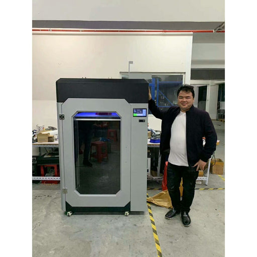 CBOT 3D - C-B2 Super Large 3D Printer (1000mm x 1000mm x 1000mm) - Project 3D Printers