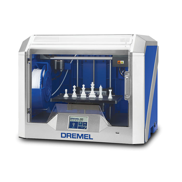 Dremel Idea Builder 3D Printer - Project 3D Printers