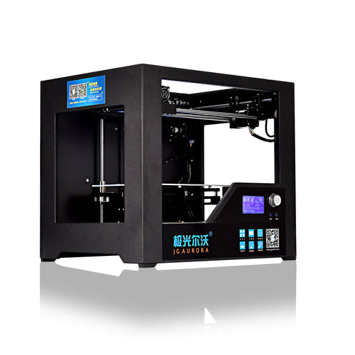 JGAurora  Z-603S 3D Printer - Semi-Closed Frame - Project 3D Printers