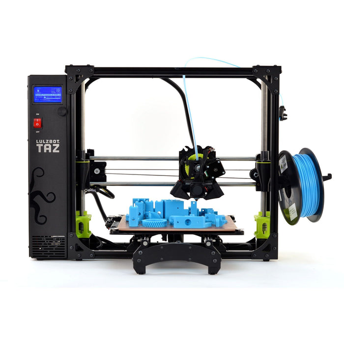 Lulzbot TAZ 3D Printer, v6.0 with .50mm Nozzle - Project 3D Printers
