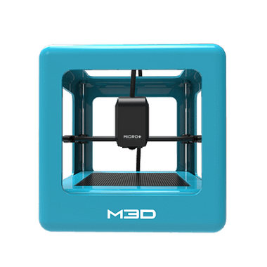 M3D - The Micro+ Blue 3D Printer - Project 3D Printers