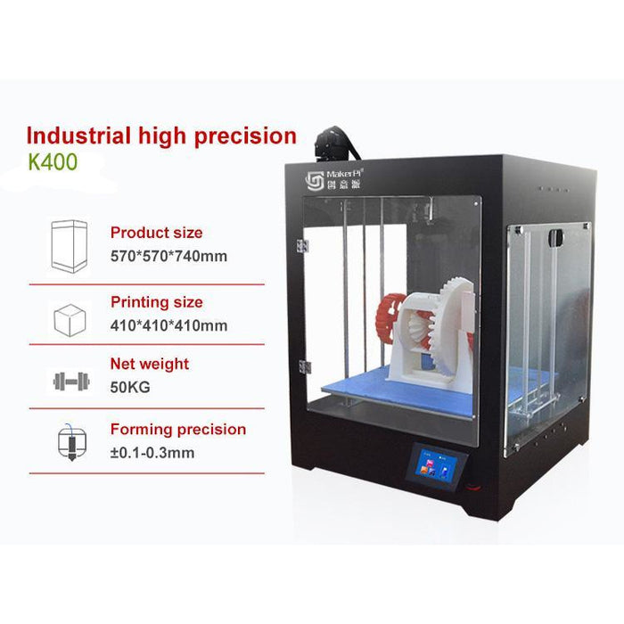 MakerPi - K400 3D Printer - Project 3D Printers