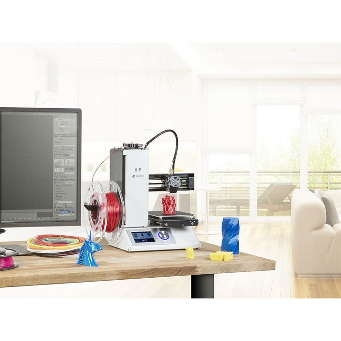 Monoprice Select Mini 3D Printer (15365) - Project 3D Printers