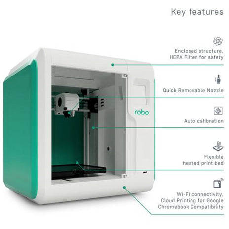 Robo 3D - Robo E3 Filament Bundle - Project 3D Printers