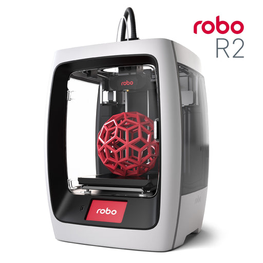Robo R2 Smart 3D Printer with WiFi - Project 3D Printers