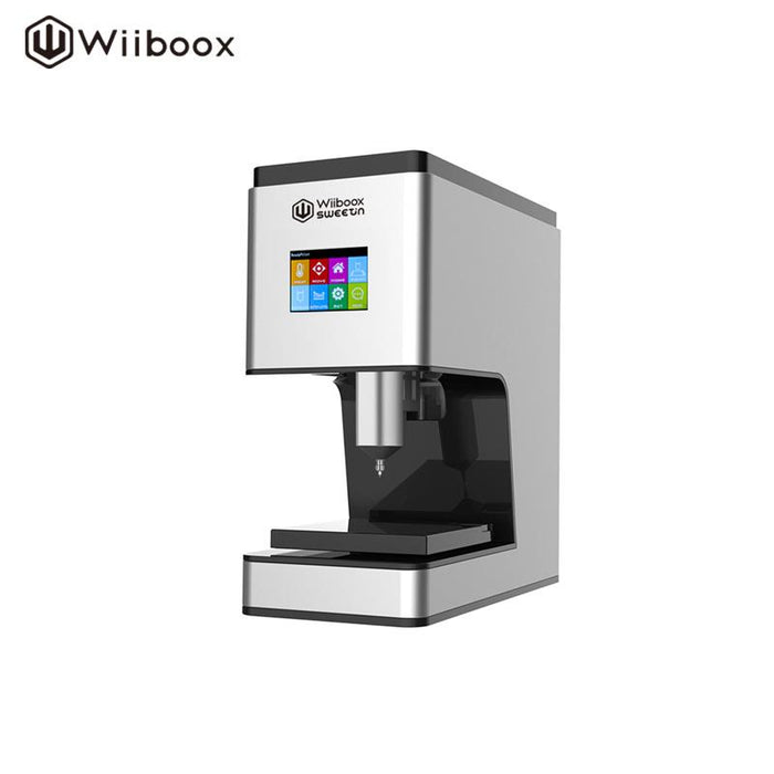 Wiiboox Sweetin Food 3D Printer - Project 3D Printers